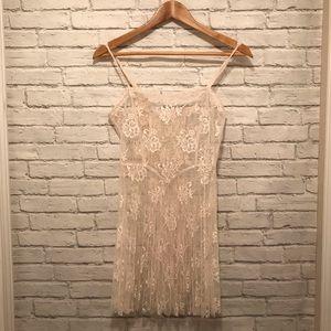 Dresses & Skirts - Lace Dress with Subtle Sparkle